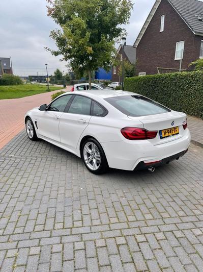 BMW 418i Gran Coupé M Sport Corporate Lease (2020)