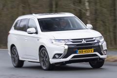 Mitsubishi Outlander PHEV fors goedkoper