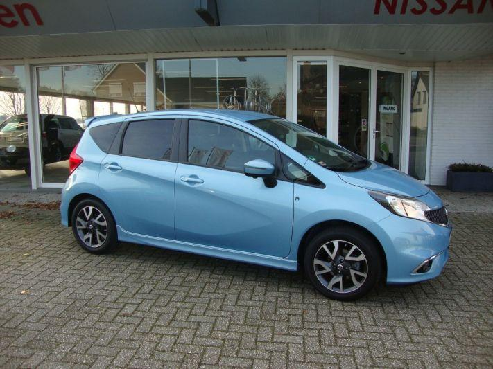 Nissan Note 1.2 Acenta (2015)