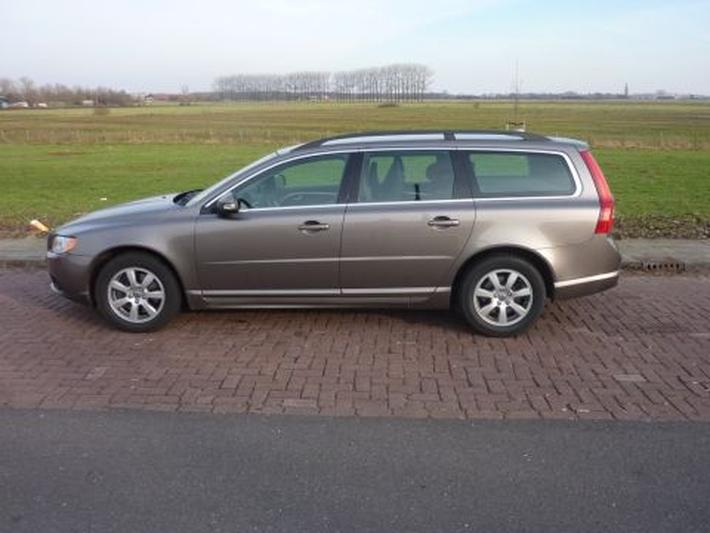 Volvo V70 D3 Kinetic 2010 Review Autoweeknl