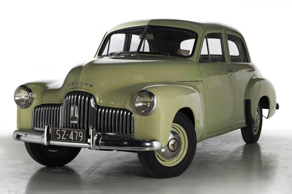Holden FX/FJ