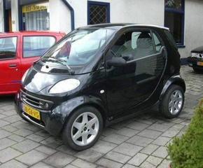 Smart city-coupé smart & pulse 62pk (2001)