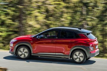 Duizenden Nederlandse Hyundai's Kona Electric teruggeroepen