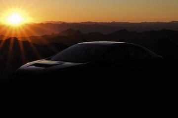 Subaru laat nieuwe WRX zien