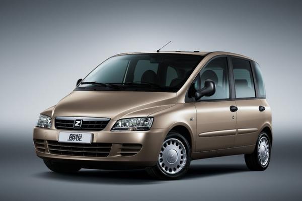 De Tweeling: Fiat Multipla - Zotye Multiplan