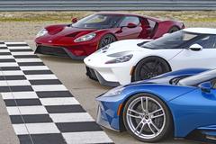 Ford verlengt productie GT