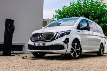 Dit is de Mercedes-Benz EQV