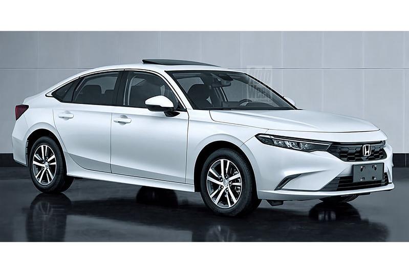 Honda Integra China