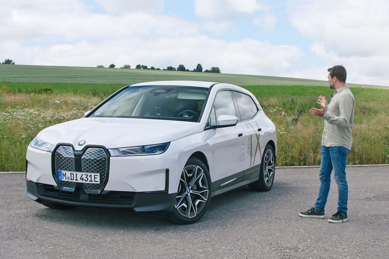 Test: BMW ix xDrive 50