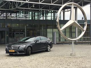 Mercedes-Benz CLS 250 d Shooting Brake (2015)