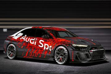 Audi RS3 LMS klaar voor TCR-races