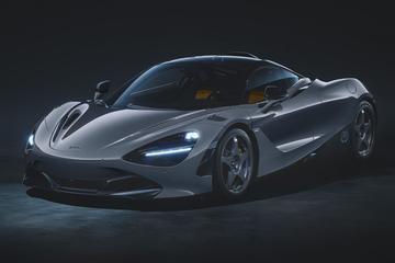 Speciale McLaren 720S ter ere van Le Mans-zege
