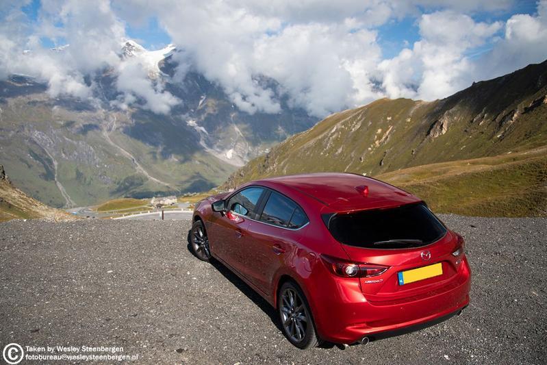 Mazda 3 SkyActiv-G 2.0 120 GT-M (2018)