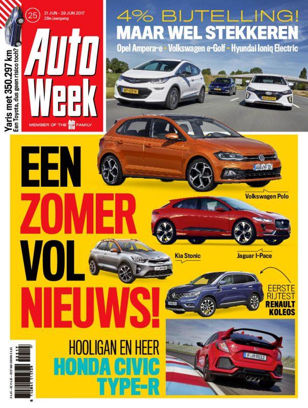 AutoWeek 25 2017