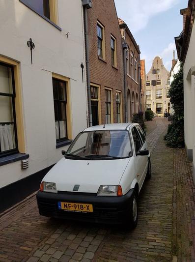 Fiat Cinquecento 700 ED (1993)