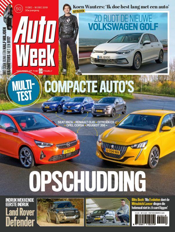 AutoWeek 50 2019