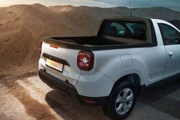 Officieel: Dacia Duster Pick-up