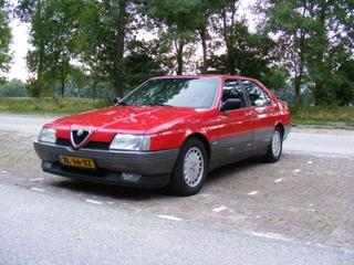 Alfa Romeo 164 2.0 Twin Spark (1989)
