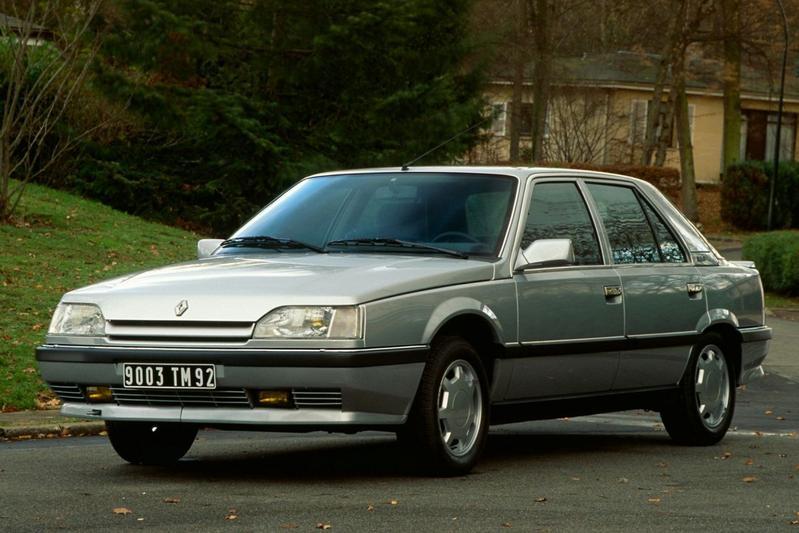 Renault 25 TX (1990)