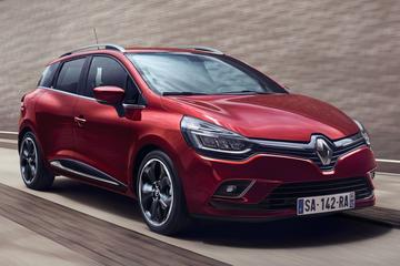 Renault Clio Estate TCe 90 Energy Limited (2017)