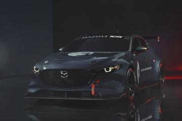 Mazda 3 TCR gepresenteerd