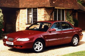 Hyundai Sonata (1996) - Facelift Friday