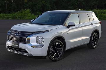 Nieuwe Mitsubishi Outlander PHEV onthuld