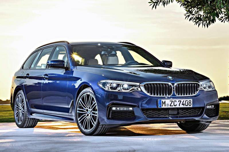 BMW 530i xDrive Touring (2017)