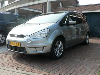 Ford S-MAX 2.0 16v Flexifuel Trend (2009)