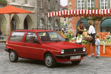 Volkswagen Polo (1981)