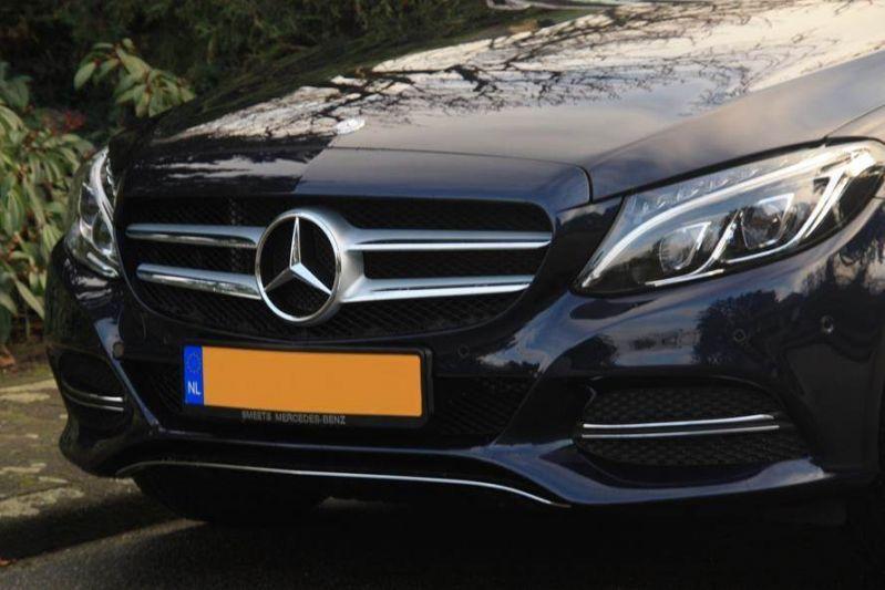 Mercedes-Benz C 180 Lease Edition (2014) #2