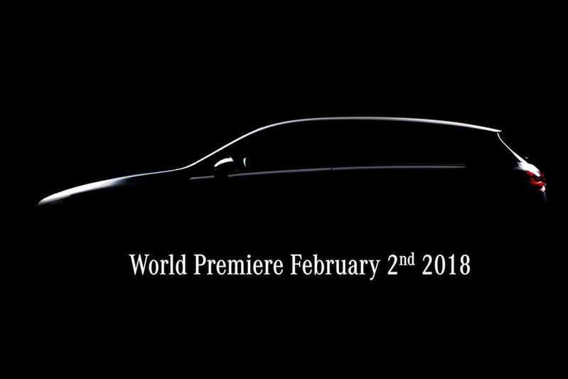 Mercedes-Benz teast opnieuw A-klasse