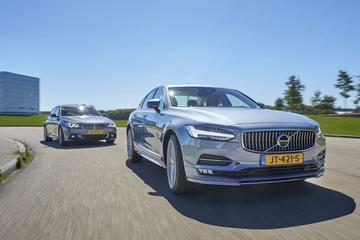 BMW 5-serie - Volvo S90