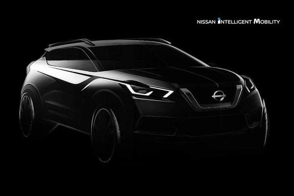 Nissan Kicks voor India krijgt nieuwe basis