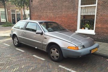 In het wild: Volvo 480 ES (1987)