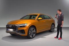 Onthulling Audi Q8 - Special