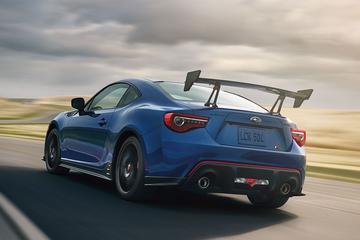 Subaru presenteert BRZ tS en WRX STI Type RA