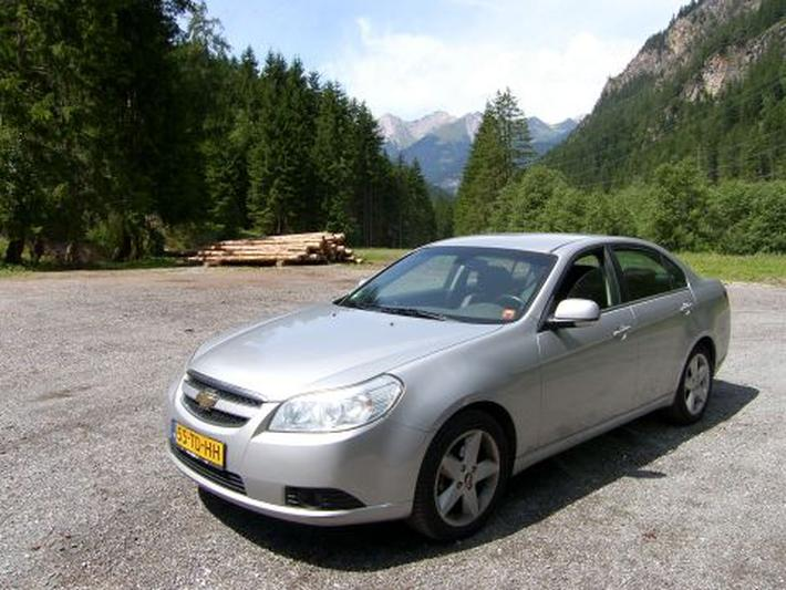 Chevrolet Epica 2.0 Executive (2006)