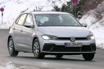 Gefacelifte Volkswagen Polo gaat Golf achterna