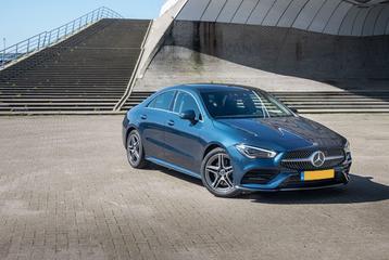 Mercedes-Benz CLA 200 Business Solution AMG (2020)