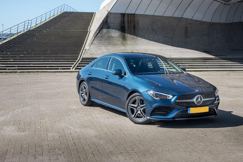 Mercedes-Benz CLA 200 Business Solution AMG (2020)
