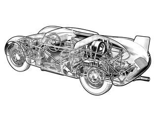 Doorzaag-zaterdag: Porsche 718