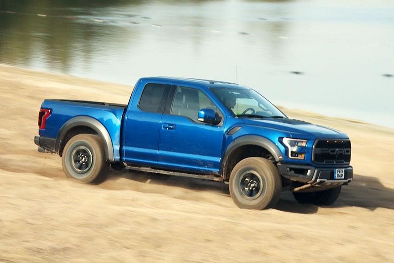 Ford Raptor - Rij-impressie