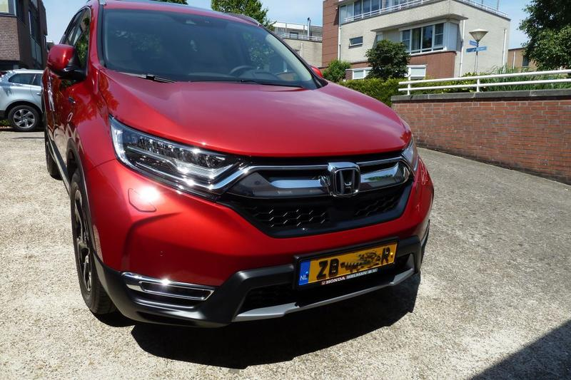 Honda CR-V 2.0 Hybrid Executive AWD (2019)