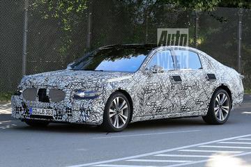 Nieuwe Mercedes-Benz S-klasse in 2020