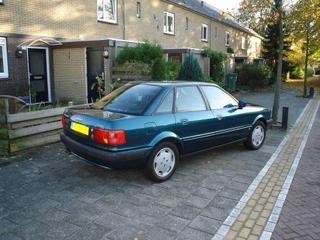 Audi 80 2.0 E 115pk (1992)