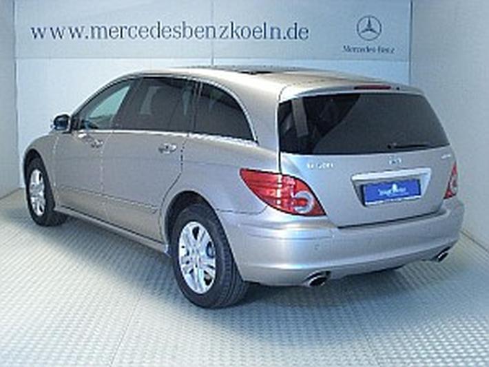 Mercedes-Benz R 500 4Matic Lang (2007)