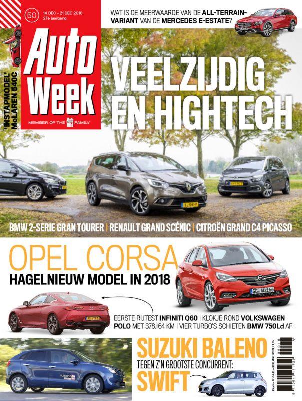 AutoWeek 50 2016