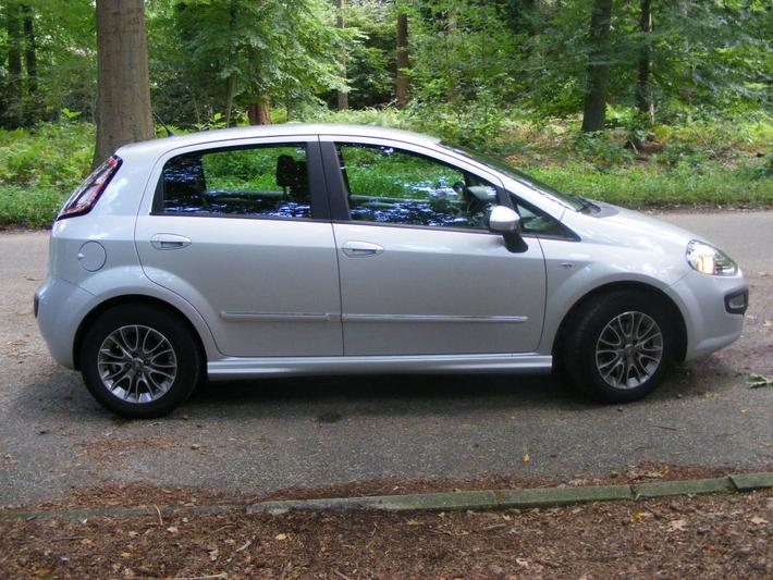 Fiat Punto Evo 1.3 Multijet 16v 85 Dynamic (2011)