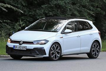Vernieuwde Volkswagen Polo GTI in beeld